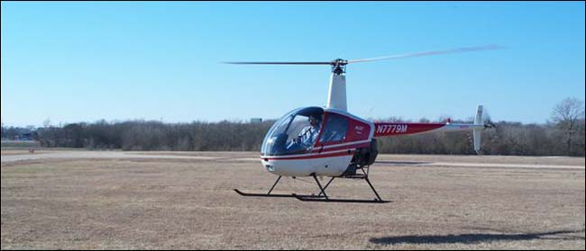 Austin Helicopter Flight Training