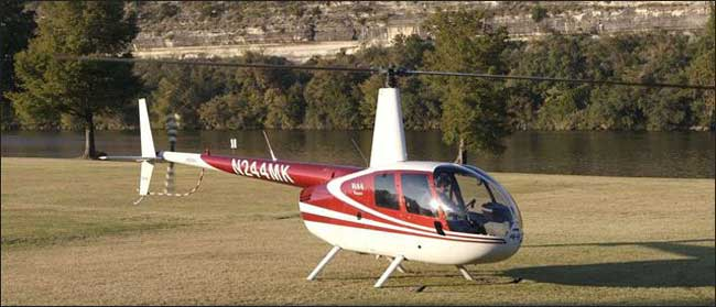 Austin Helicopter Tours